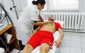 Част от играчите на Лукойл преминаха медицински тестове<strong> източник: facebook.com/pg/Lukoilbasket/</strong>