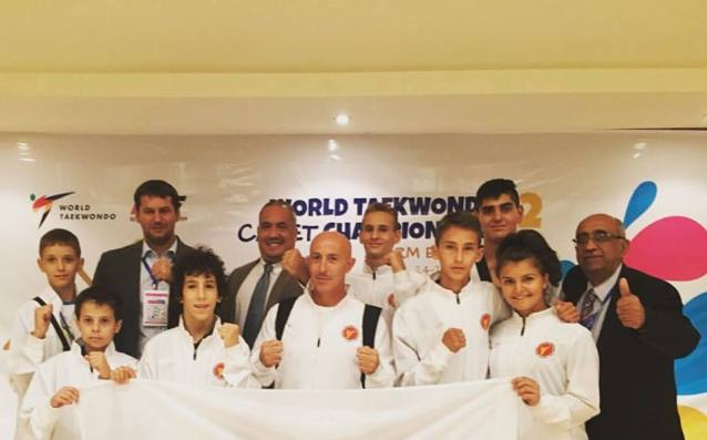 Кристиян Златев с бронзов медал от световното
