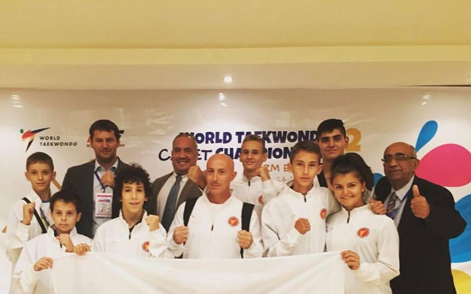 България с бронз след първия ден от световното по таекуондо