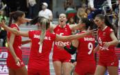 Волейболистките втори в Ротердам, паднаха от Холандия
