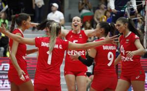 Волейболните националки домакинстват за Златната лига в зала Христо Ботев