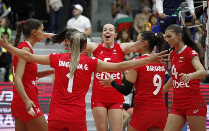 България с място в топ 4 на Златната европейска лига