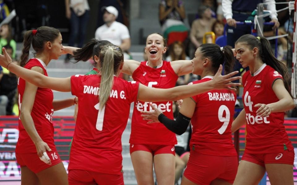 Драматична трета победа за България на Световното по волейбол