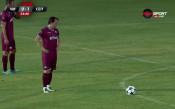 Борис Галчев е Играч на мача Черно море - Септември