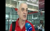 Сеферинов: Отборът разполага с потенциал, но трябва да си поставяме по-високи цели