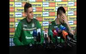Костадинов и Попов уверени в шансовете ни срещу Швеция