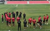 ЦСКА замина за Варна с група от 21 футболисти