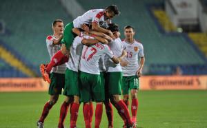 Сериозен скок за България в ранглистата на ФИФА