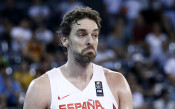 Испания - Черна гора на Евробаскет 2017<strong> източник: БГНЕС</strong>