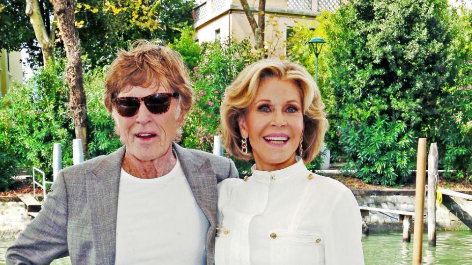 50 години по-късно: Робърт Редфорд и Джейн Фонда отново блестят заедно