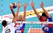 Германия - Сърбия, полуфинал на Евроволей 2017<strong> източник: БГНЕС</strong>