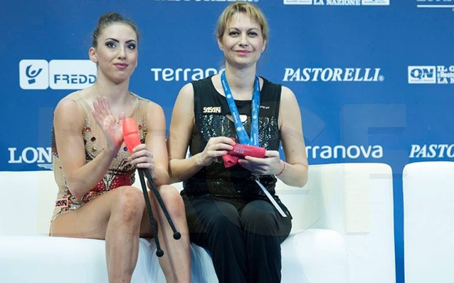 Катрин Тасева и Бранимира Маркова източник: Анна Недкова, БФХГ