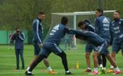 Аржентина и Меси тренират преди критичния за СП мач