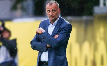 Тони Здравков: На Лудогорец липсваше концентрация пред гола