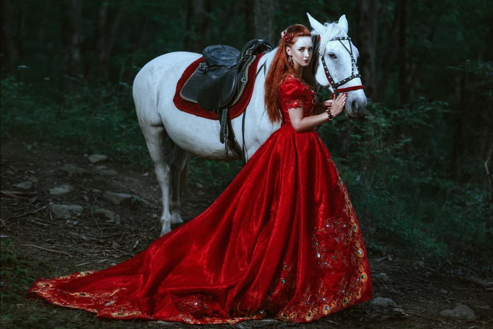 Принцеса гора кон