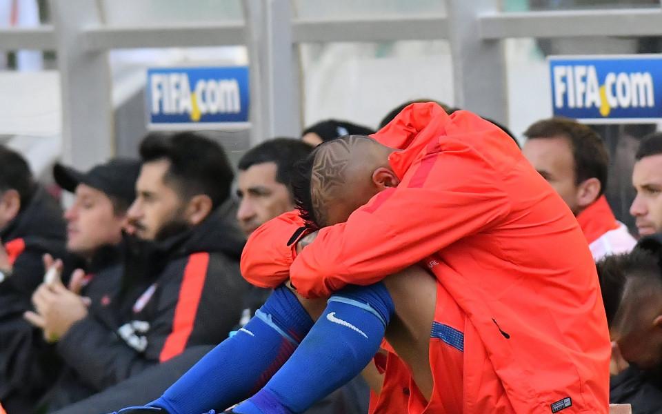 Артуро Видал слага край на кариерата си