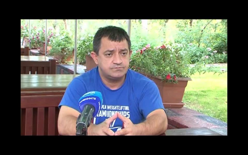 Треньорът Иван Иванов: Трябват промени в световните щанги