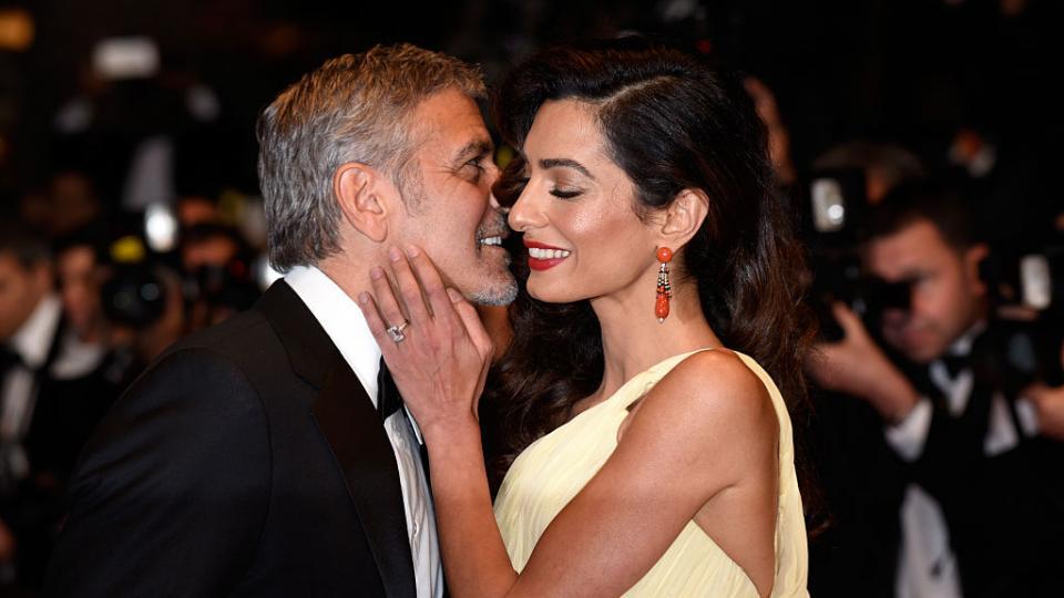 """Джордж Клуни: """"Съжалявам, че не срещнах Амал по-рано, за да имам повече време да я обичам"""""""