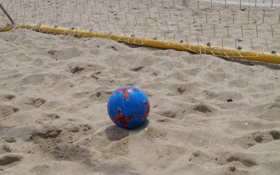 Започва Супер финалът на държавното по плажен футбол