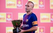 Иниеста: Дори да си тръгна, Барселона остава моят дом