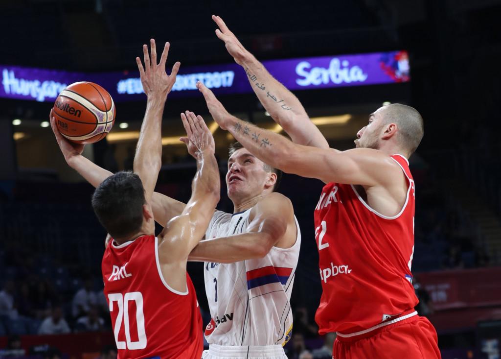 Сърбия - Унгария и Латвия - Черна гора<strong> източник: БГНЕС</strong>