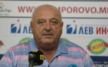 Венци Стефанов с призив за стадионите в България