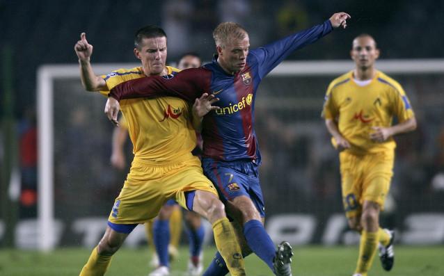 Левски срещу Барселона в Шампионската лига източник: Gulliver/Getty Images