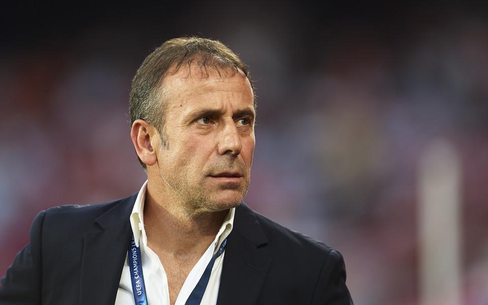 Треньорът на Истанбул Башакшехир: Нашата цел е да преминем групата