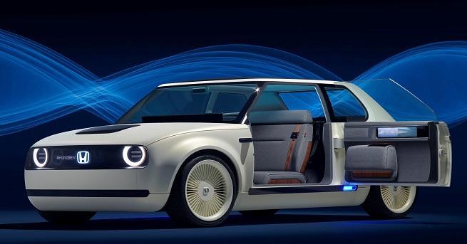 Honda възнамерява да въведе електрически технологии в три четвърти от