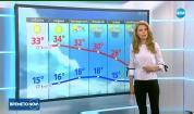 Прогноза за времето (15.09.2017 - централна)