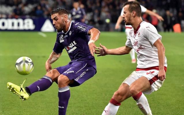 Тулуза - Бордо 0:1 източник: twitter.com/GoalShakers