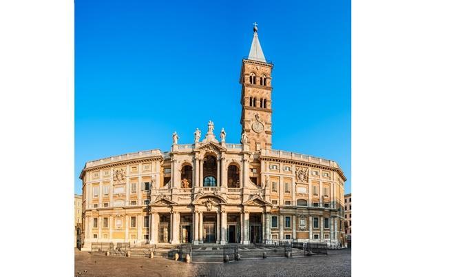 Църквата Санта Мария Маджоре в Рим