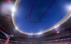 Новият дом на Атлетико приема финала в Шампионска лига през 2019