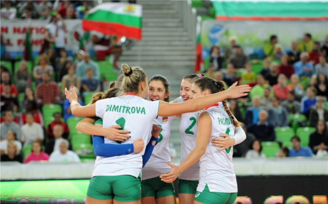 Национален отбор по волейбол до 23 години<strong> източник: volleyball.bg</strong>