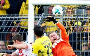 Кьолн няма да иска  преиграване на мача  с Борусия Дортмунд