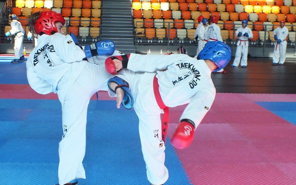 Първи медали за България от Световното по Таекуон-До ITF в Северна Корея