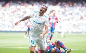 Реал загуби защитник за мача срещу Бетис