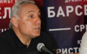 Стоичков преди шоуто в Стара Загора: Не мога да разделя сърцето си на две