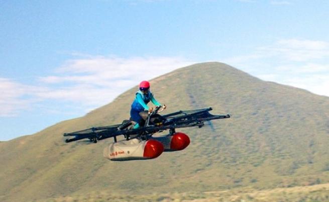 Забравете автономните коли, летящите са следващият хит