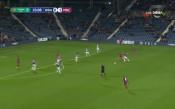 Уест Бромич - Манчестър Сити 0:1 /първо полувреме/