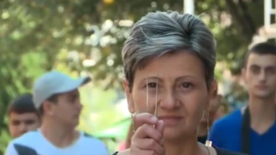 Българка живее с пинсета в корема, забравена в Израел