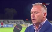 Николай Киров: Футболът няма да спечели нищо от празните трибуни