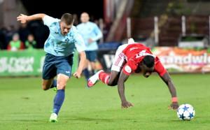 ЦСКА не се спира, записа осма поредна победа в Първа лига