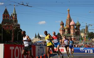 Руснак спечели маратона в Москва