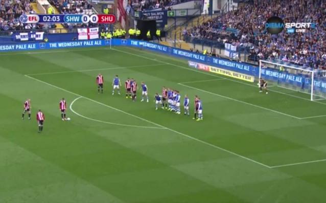 Шефилд Юнайтед победи като гост с 4:2 Шефилд Уензди. Двубоят