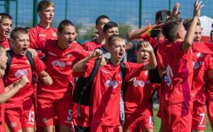 ЦСКА вкара 27 гола в един мач