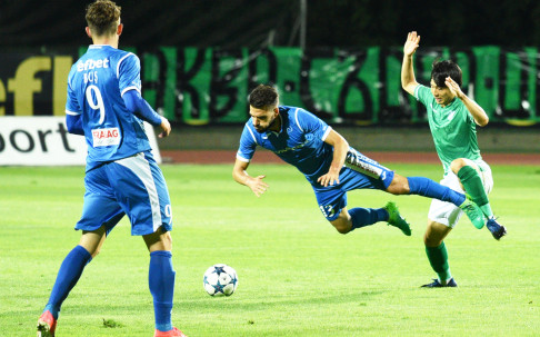 Скучен Левски спря серията под Аязмото, но не както искаше