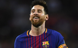Меси се изравнява с легенда на Барселона в сряда