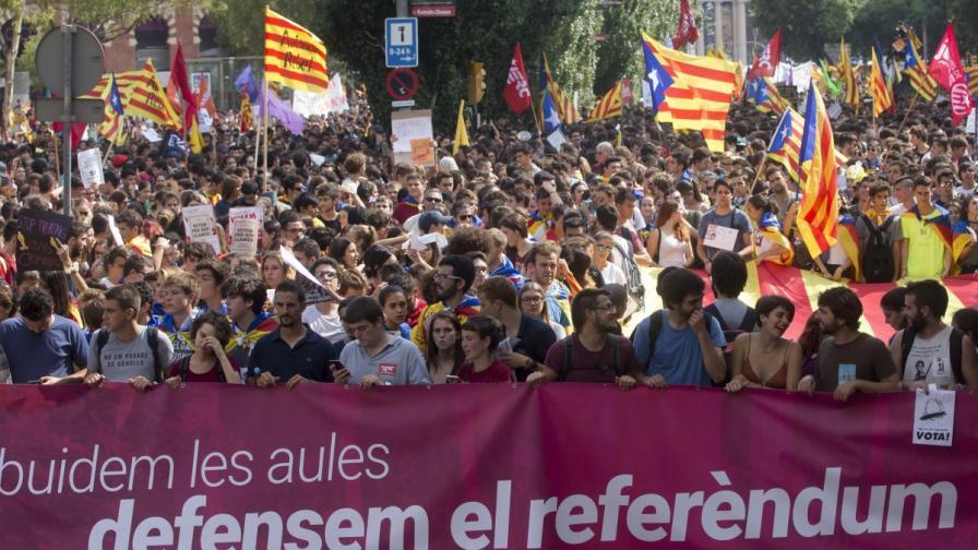 Испания вече не е единна, ще има ли референдум