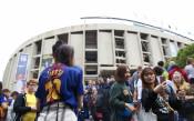 Бартомеу: Играхме на празни трибуни, за да види цял свят какво се случи в Каталуня